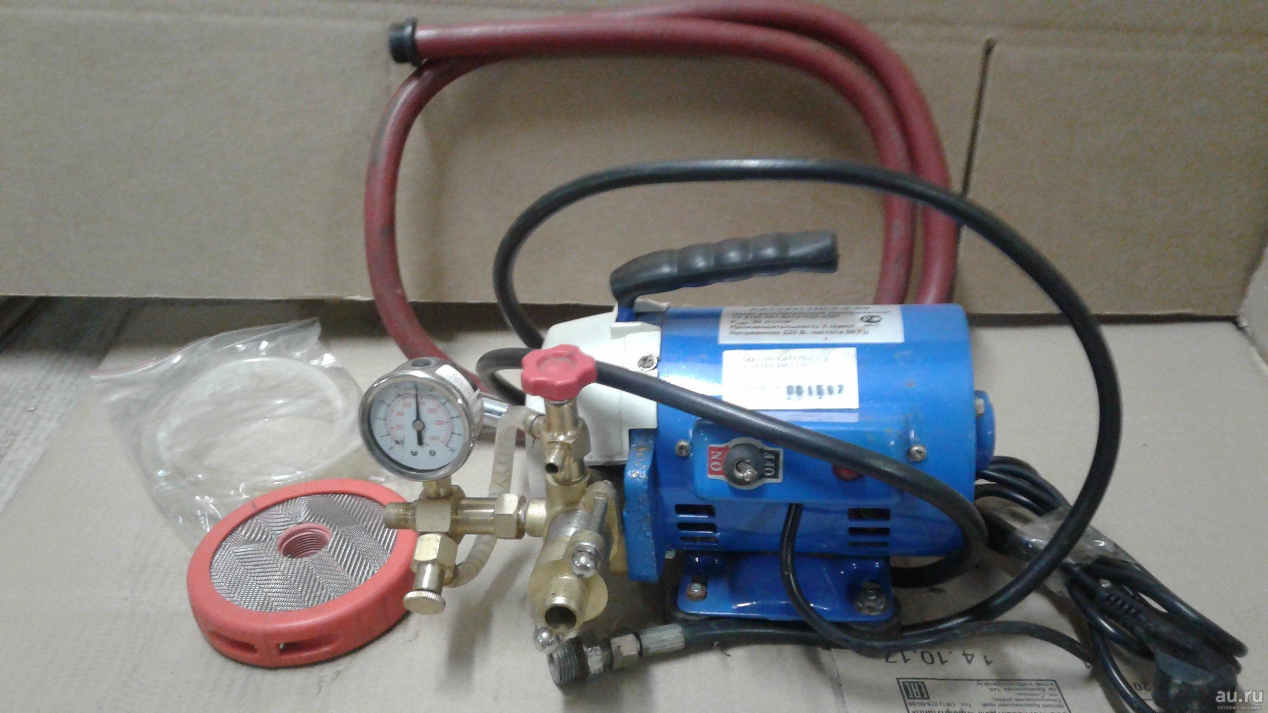 Насос опрессовочный ручной — надежный инструмент проверки герметичности и прочности трубопроводных систем