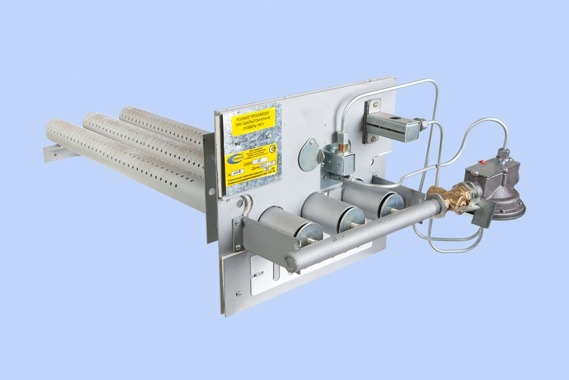 Газовые горелки для котлов отопления: устройство, виды, правила выбора