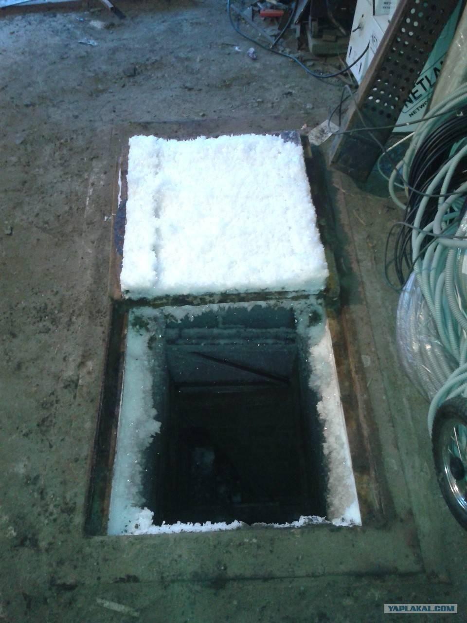 Как правильно своими руками построить погреб или подвал в гараже пошагово