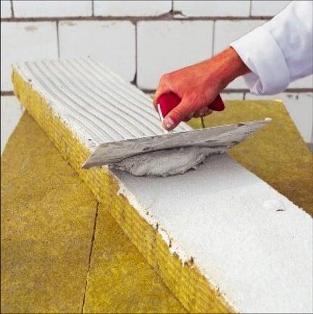 Клей для минераловатных плит (утеплителя)