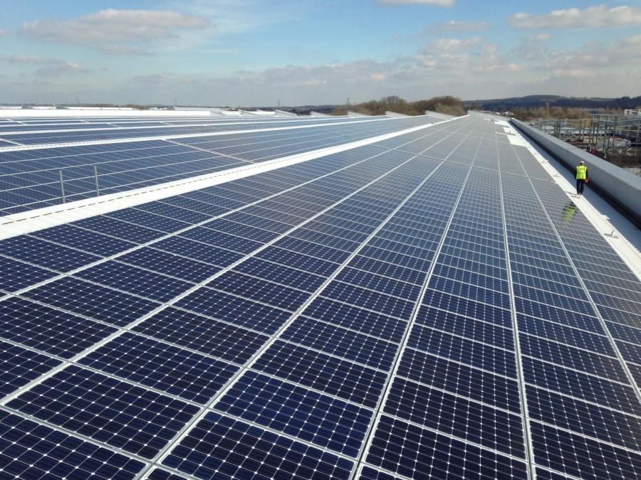 Солнечная электростанция - 100 фото современных проектов и их реализации