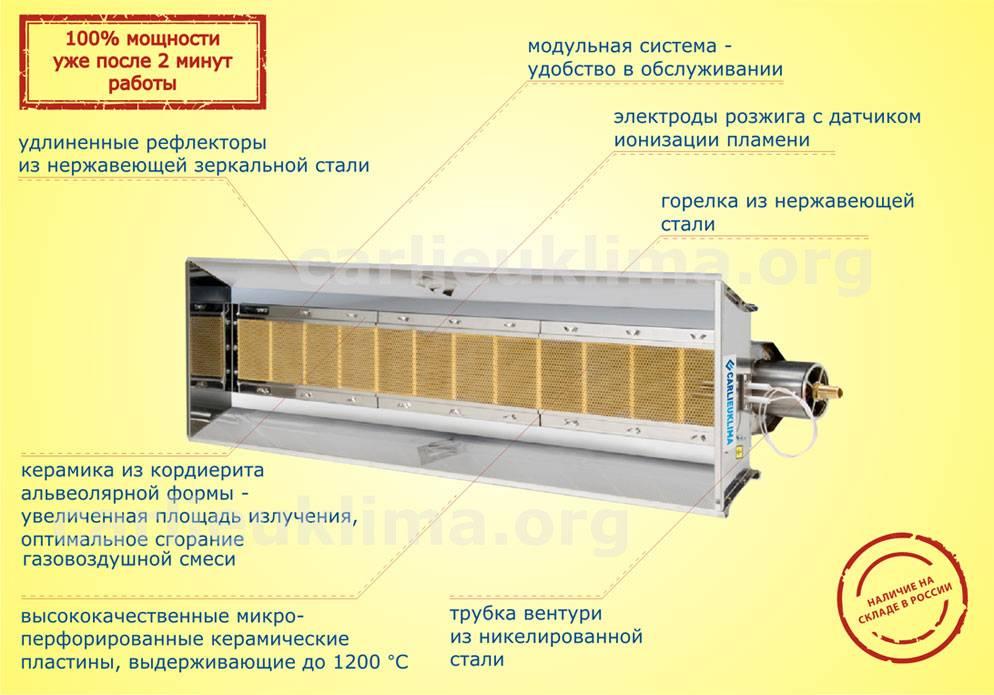 Газовый обогреватель для дома многоквартирного: керамический, инфракрасный на газу, со встроенным баллоном, котел своими руками