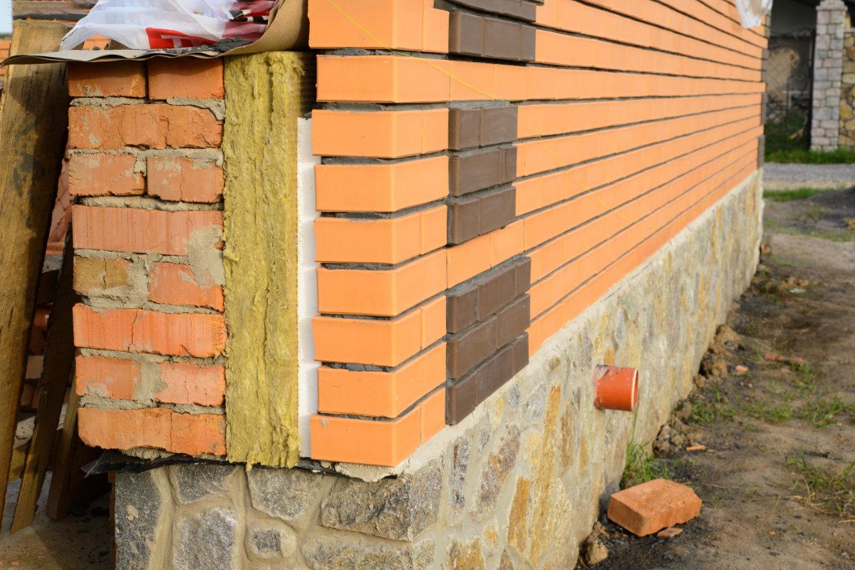Виды утеплителей для стен снаружи