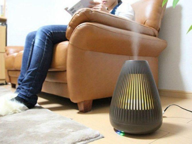 Как увлажнить воздух в комнате без увлажнителя летом и зимой