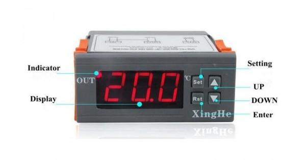 Термометр для коптильни: виды терморегуляторов, характеристики разных температурных датчиков