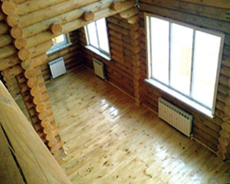 Отопление в деревянном доме: сравнительный обзор подходящих систем - точка j