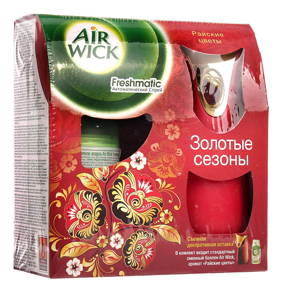 Топ-7 лучших автоматических освежителей воздуха