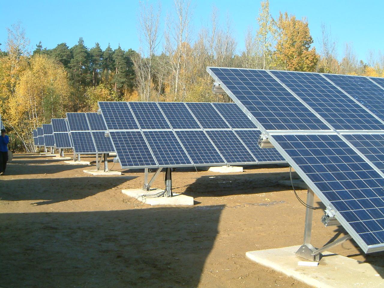 Солнечные батареи: описание различных видов и материалов нового поколения