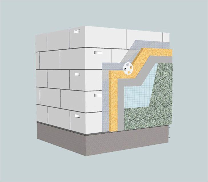 Как правильно и какими материалами утеплить газобетонный дом