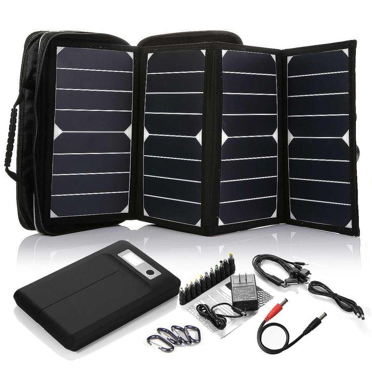 Топ-5 лучших зарядных устройств и панелей на солнечных батареях в 2020