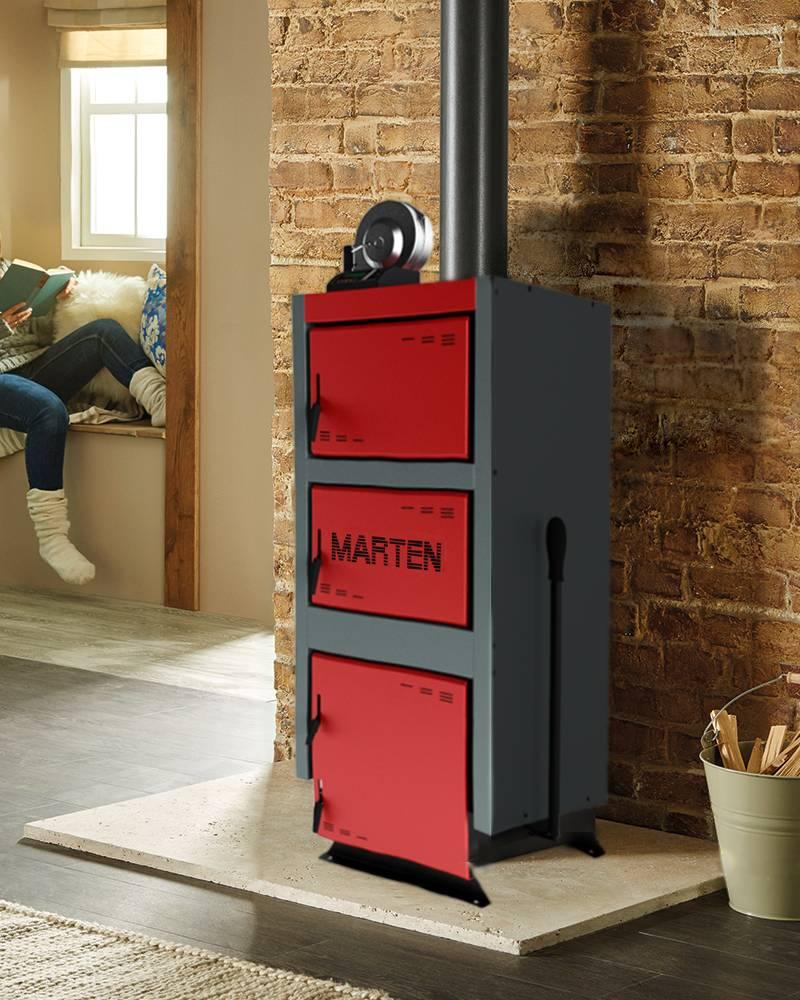 Котлы длительного горения на дровах для дома: выбираем дровяные котлы для отопления частного дома
