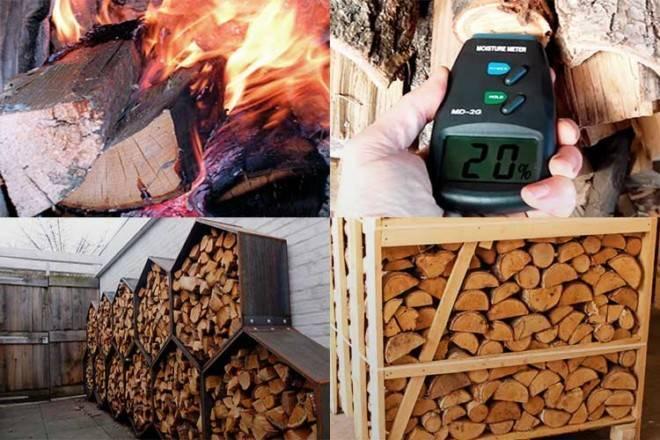 Почему при сжигании дров образуется зола или угли?