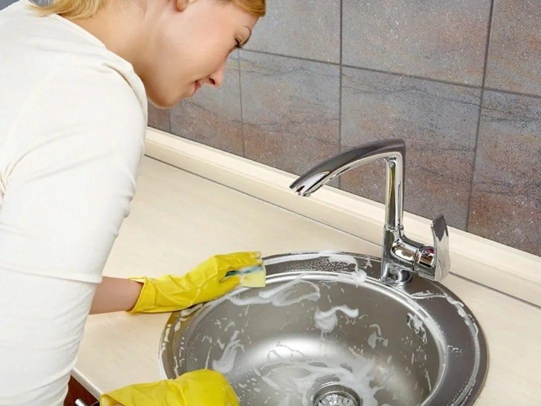 Как убрать известковый налет с крана в домашних условиях: топ 20 средств для очистки
