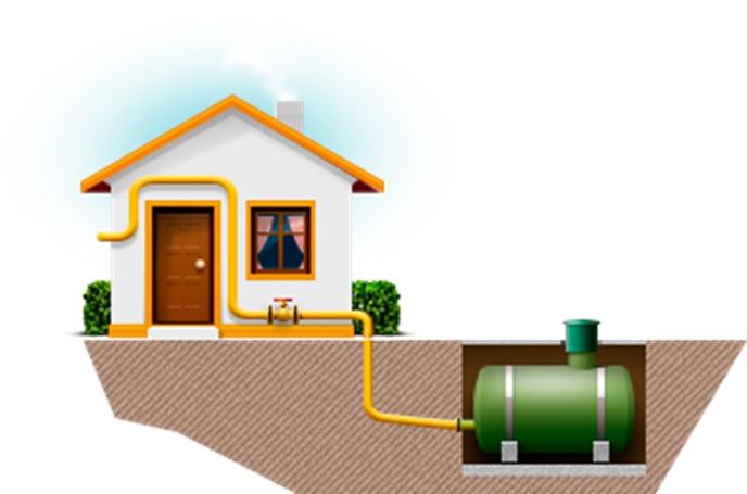 Автономная газификация частного дома расход газа отзывы