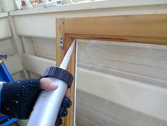 Как утеплить пластиковые окна: если продувает, на зиму, своими руками