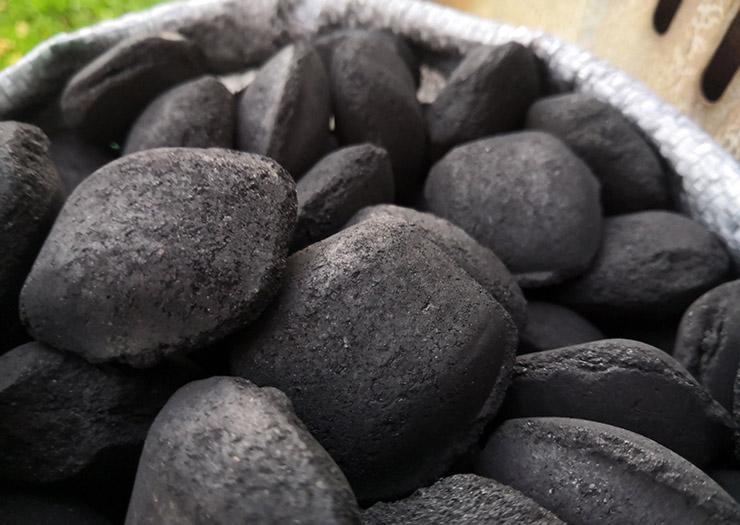 Угольные брикеты: изготовление и технология брикетирования угля