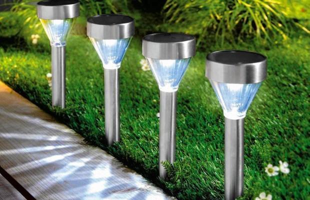 Как выбрать садовые фонари на солнечных батареях - полный обзор. жми!