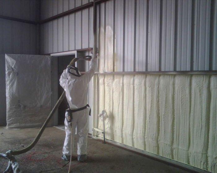 Пенополиуретан для теплоизоляции стен