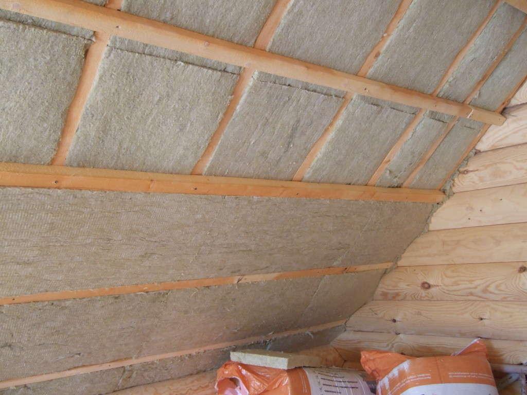 Промок утеплитель на крыше что делать