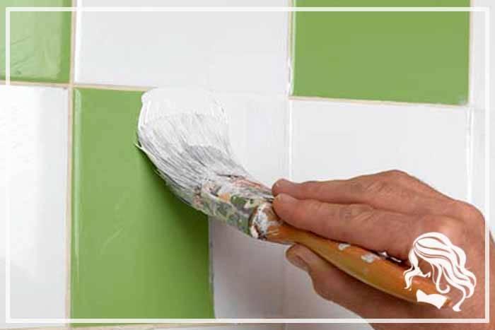 Как обновить плитку в ванной не меняя ее: фото, обновление кафеля в ванной комнате без ремонта