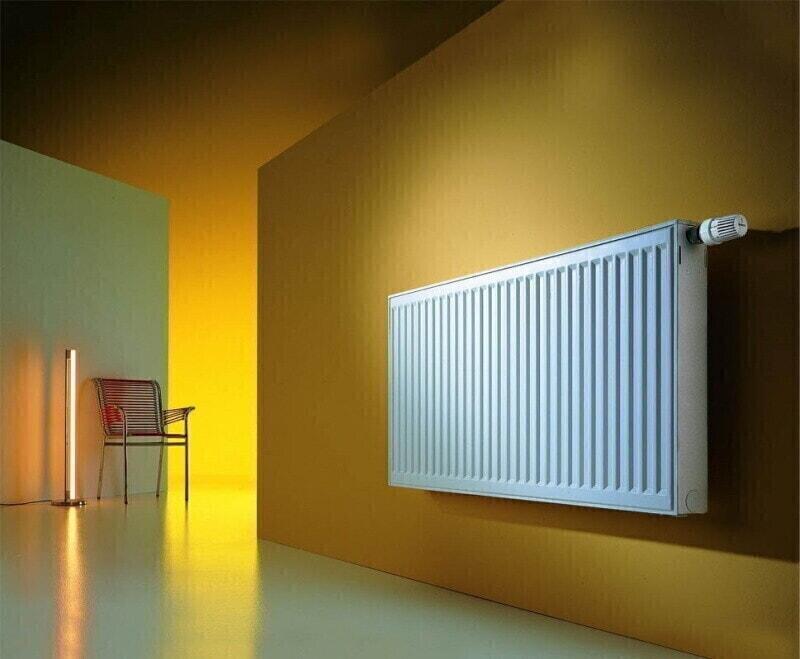 Стальные отопительные радиаторы: характеристика и особенности трубчатых и панельных конструкций