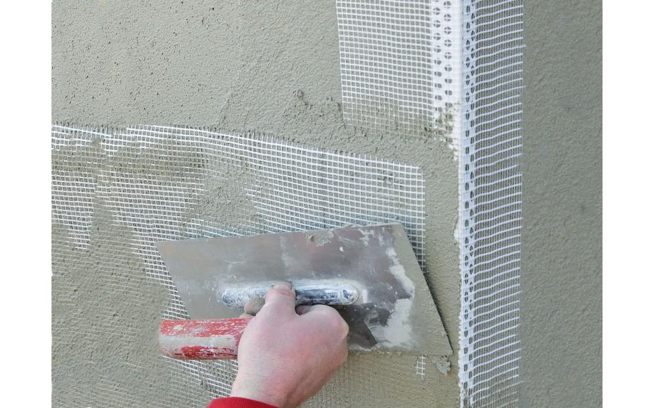Применение фасадной штукатурки по пенопласту