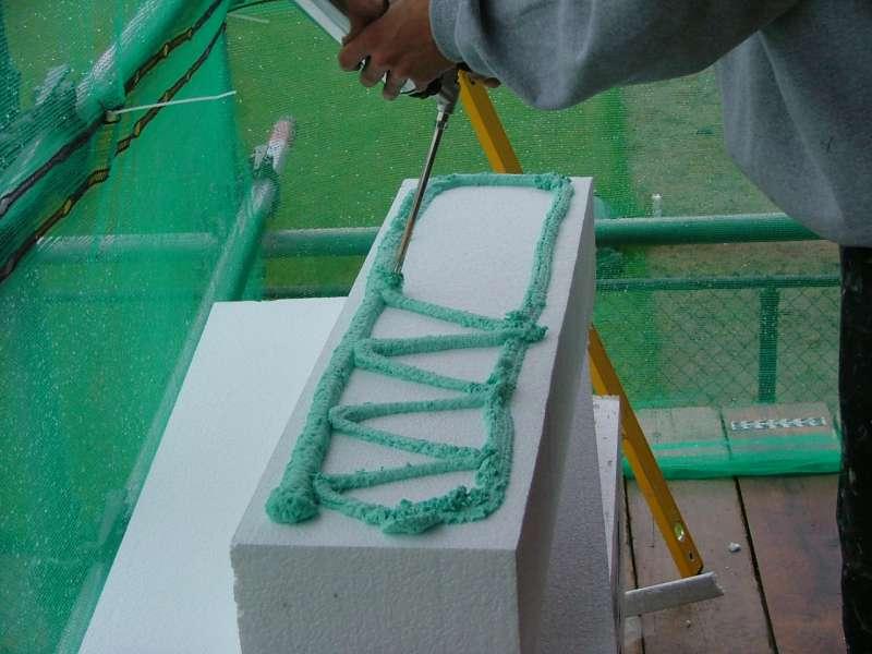 Чем склеить пенопласт между собой и как: полиуретановый клей и другие составы, видео и фото