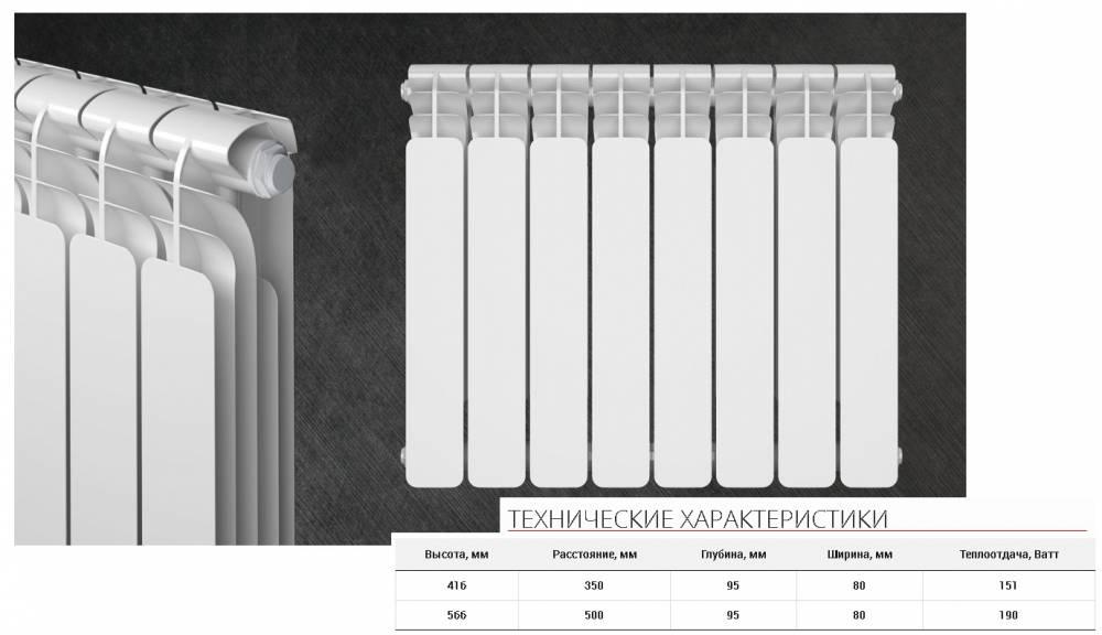 Радиаторы биметаллические sira: технические характеристики, отзывы, установка