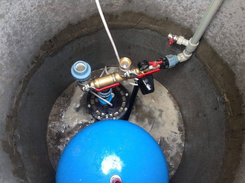 Обустройство скважины без кессона своими руками - методы и порядок работ