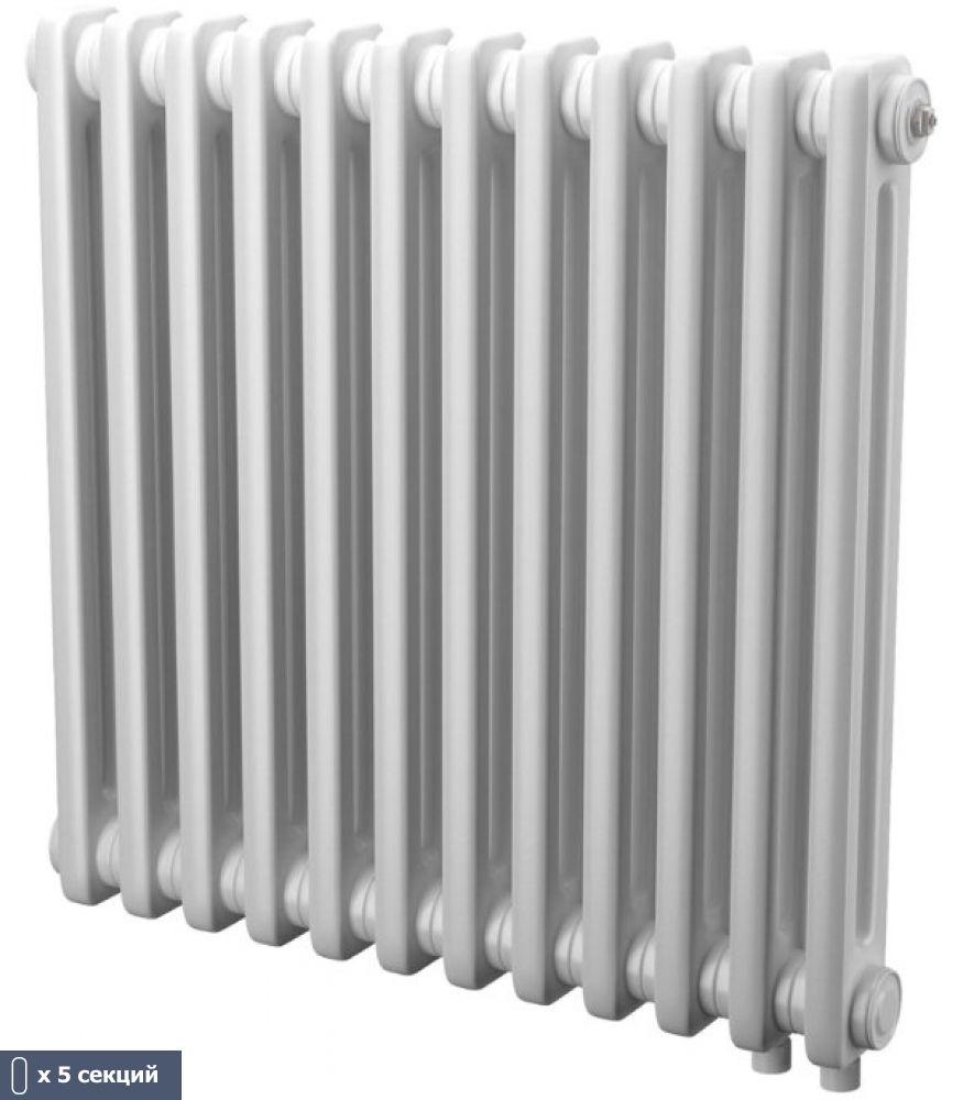 Изготовление трубчатых стальных радиаторов отопления своими руками