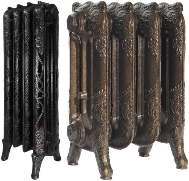 Радиаторы exemet в ретро стиле чугунные купить в москве и спб в гростал