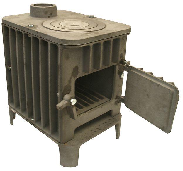 Печка для дачи на дровах буржуйка