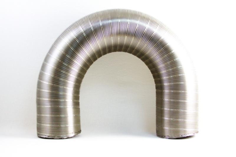 Гофрированные трубы для дымохода: обзор различных материалов, их преимущества и недостатки