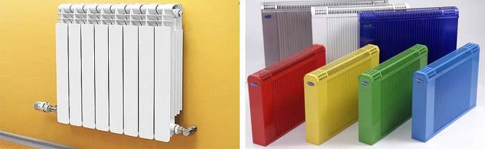 Биметаллические радиаторы отопления (50 фото)