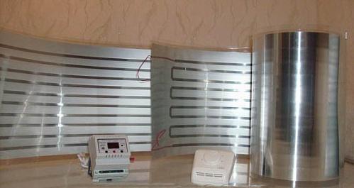 Потолочный инфракрасный обогреватель с терморегулятором: цена