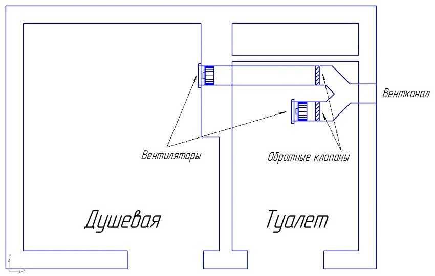 Вытяжной вентилятор в ванную комнату: как правильно выбрать + правила установки
