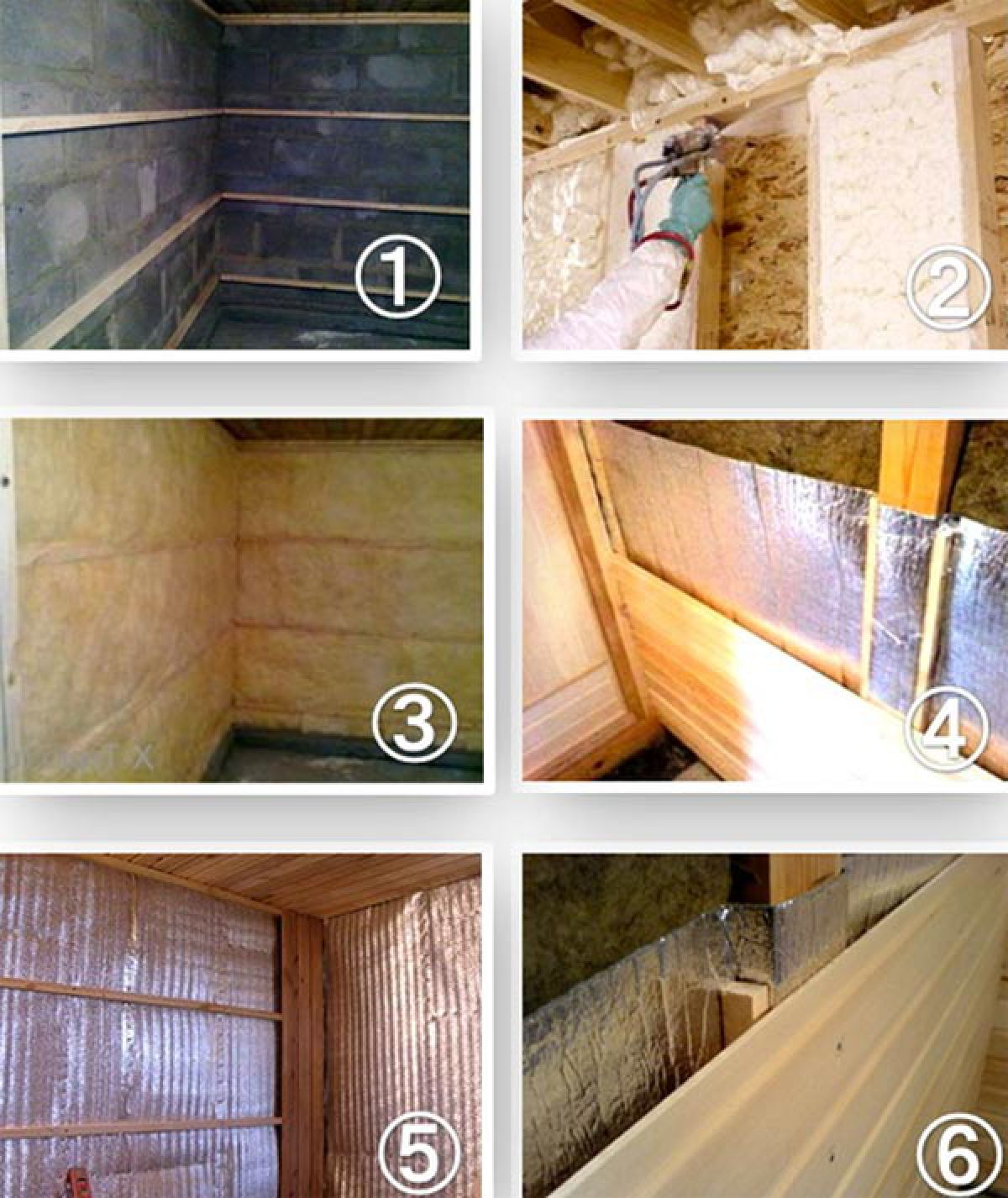Утеплитель для бани: обзор предложений на строительном рынке