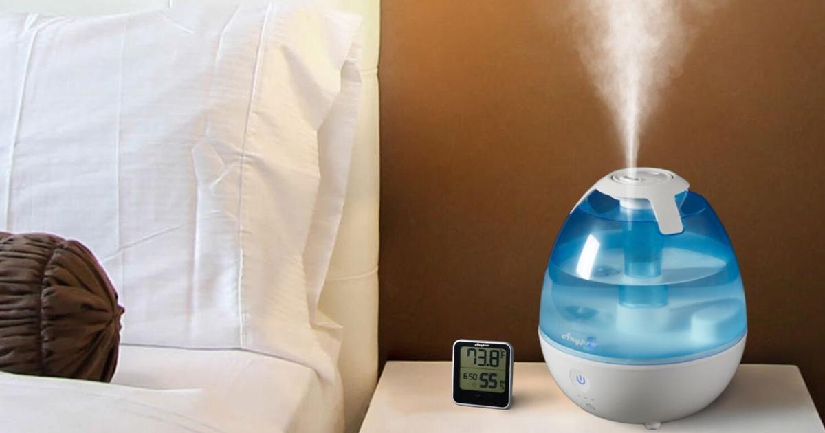Как увлажнить воздух в квартире без увлажнителя в любое время года