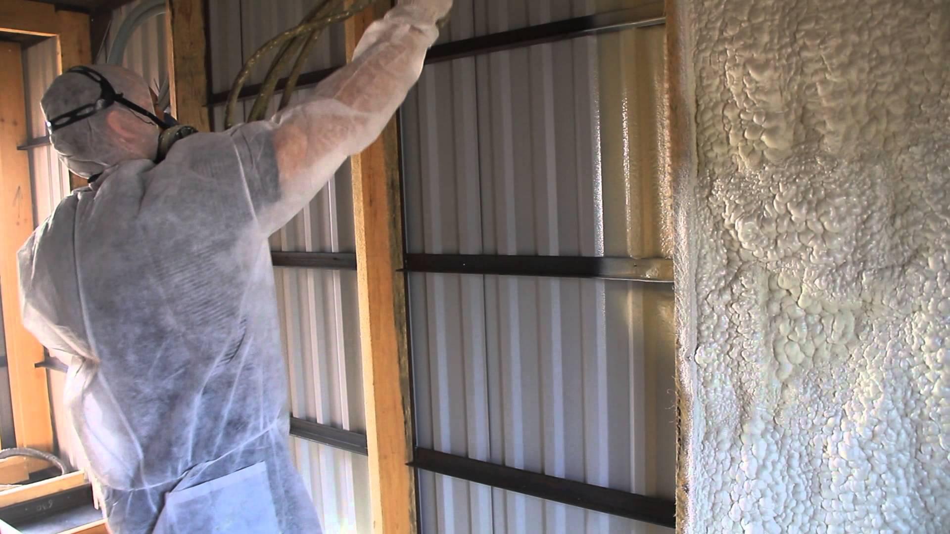 Как и чем утеплить гараж изнутри своими руками - инструкции с фото и видео