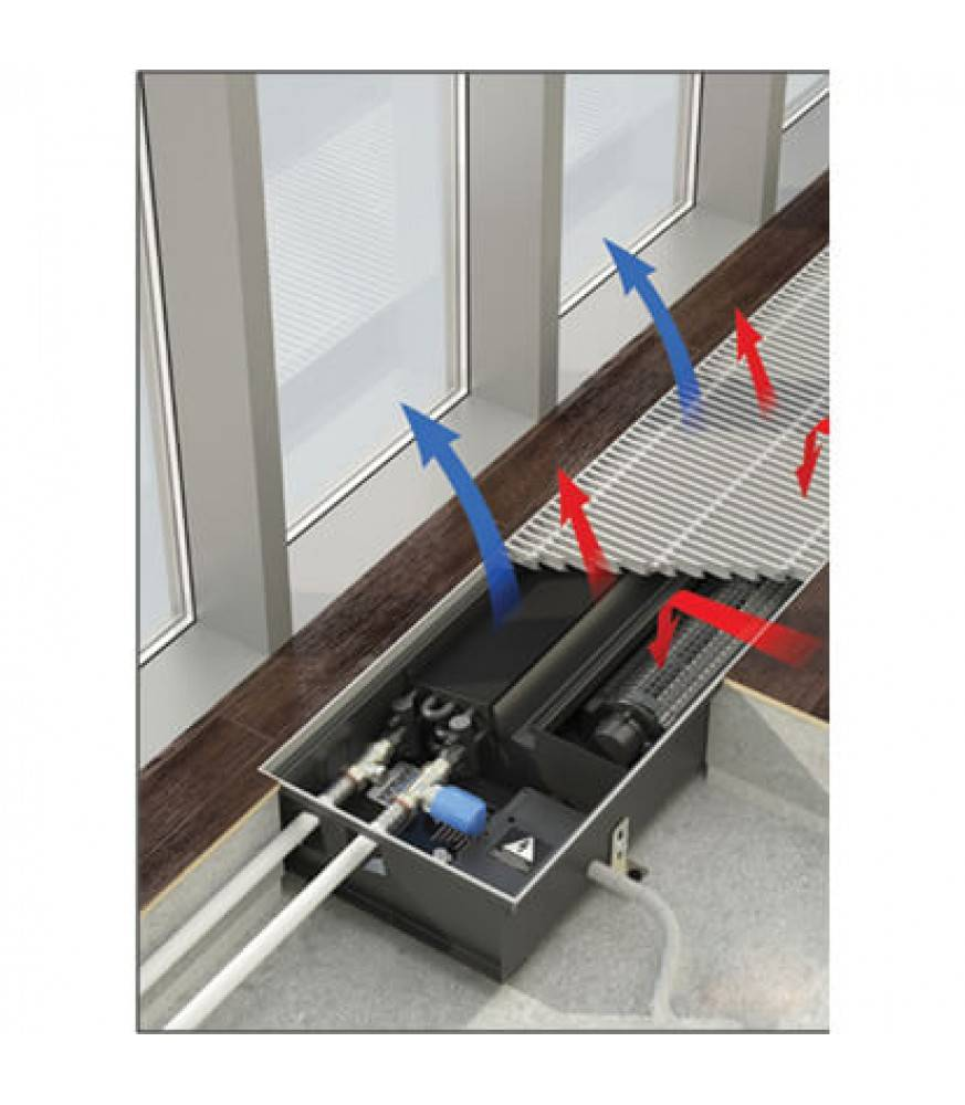 Конвекторы водяного отопления | грейпей