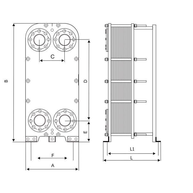 Разновидности теплообменников для отопления: как разобраться в них и выбрать нужный?