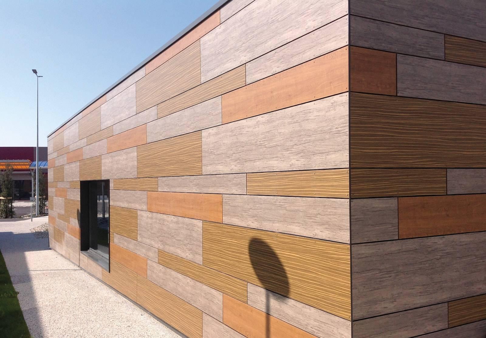 10 видов материалов для отделки фасада частного дома +100 фото