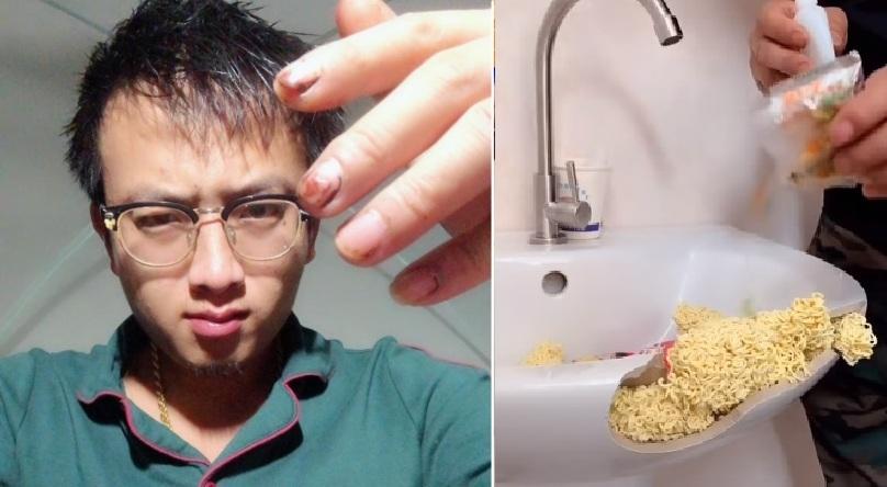 Ремонт стола «дошираком»: как починить мебель китайской лапшой, печеньем и яйцом ремонт стола «дошираком»: как починить мебель китайской лапшой, печеньем и яйцом