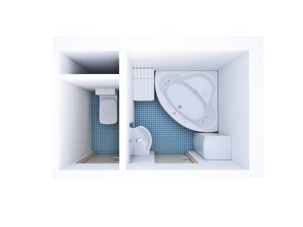 Какой лучше: совмещенный санузел или раздельный | дом мечты