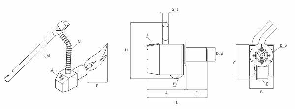Самодельная пеллетная горелка своими руками: чертежи и описание изготовления