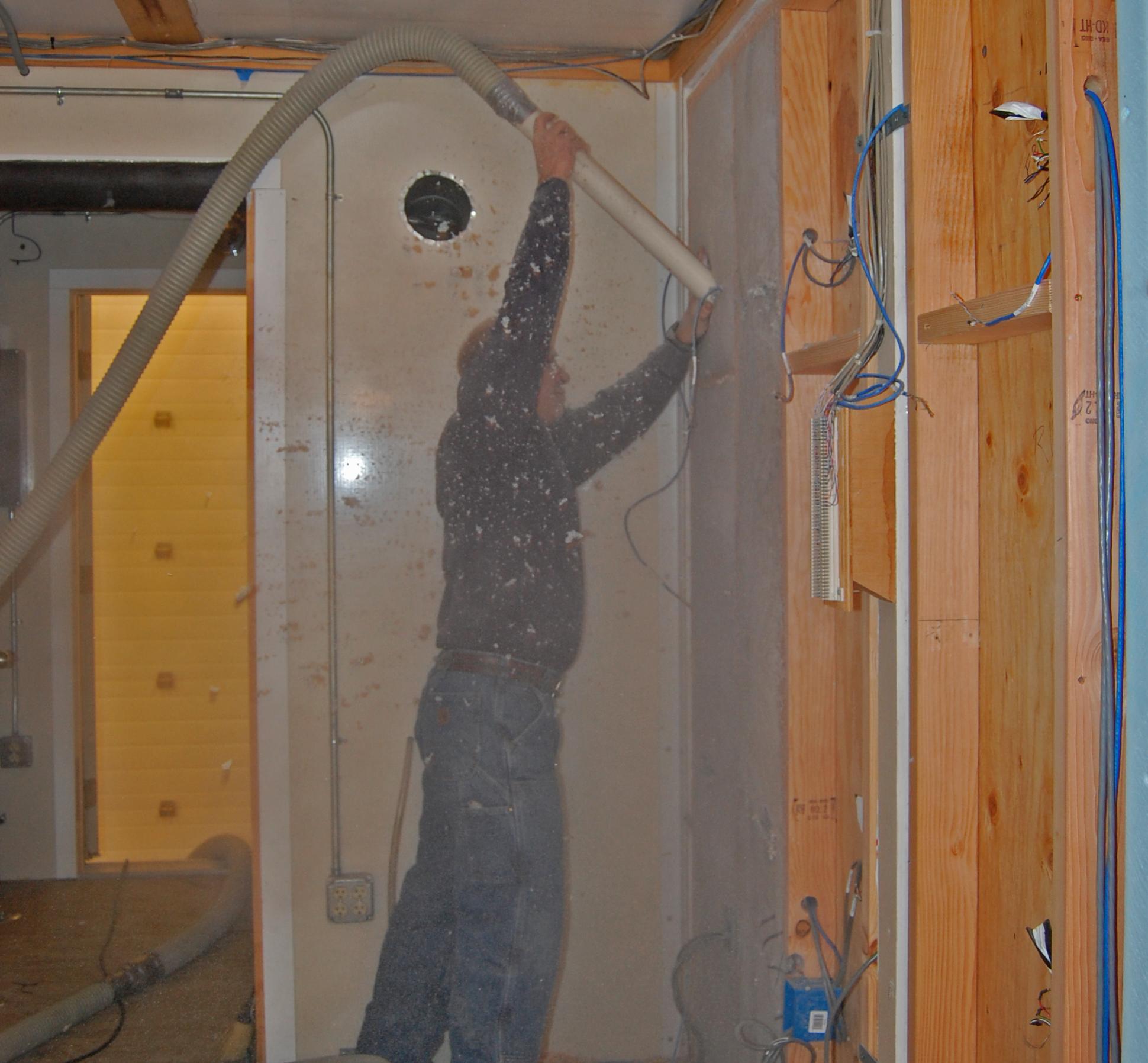 Как провести утепление эковатой: способы нанесения материала, как своими руками выполнить утепление стен дома