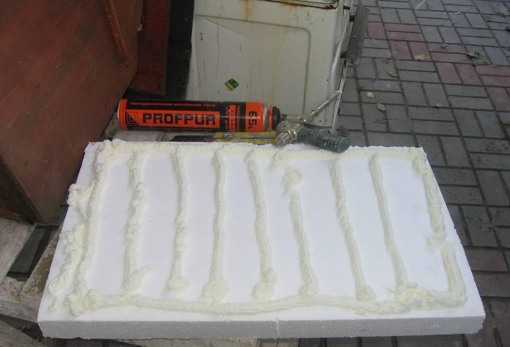 Как выбрать пену для утепления стен?
