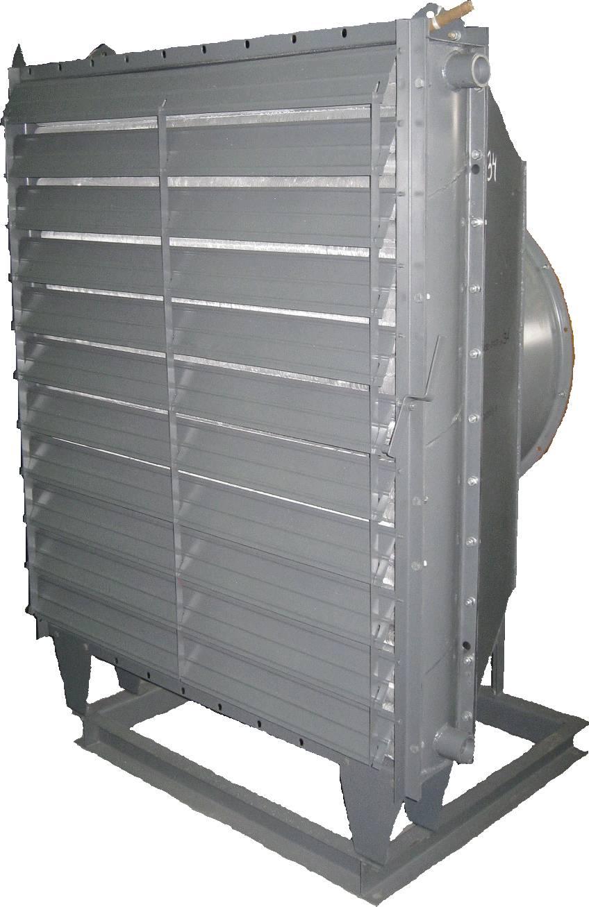 Воздушно-отопительный агрегат: советы по выбору и монтажу - квартира