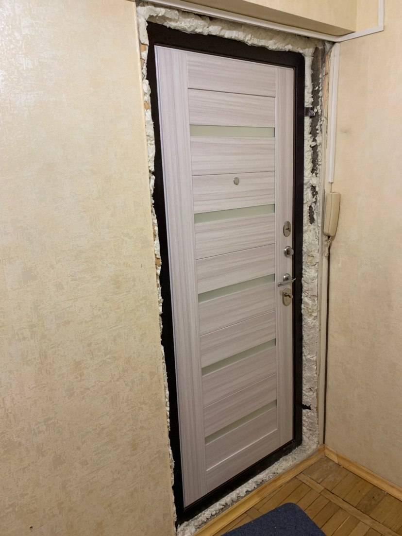 Откосы для входных дверей из мдф и другие варианты отделки стен изнутри и снаружи: как сделать своими руками после установки дверной конструкции в квартире?