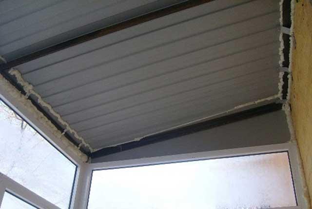 Процесс утепление потолка на своем балконе: 3 варианта и интересное мнение